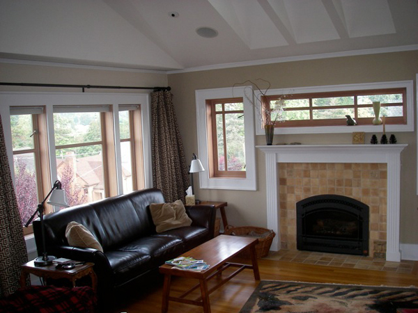 Queen Anne Craftsman House Addition and Remodel - Carl Colson