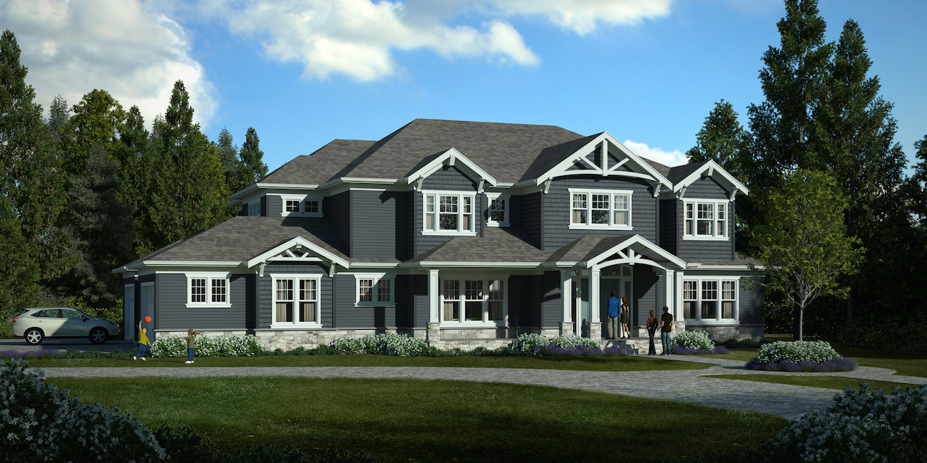 Craftsman Style Home Woodinville House Carl Colson